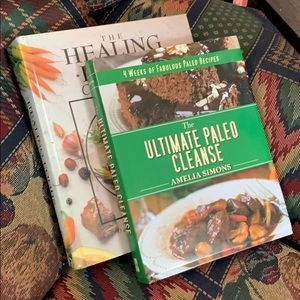 Other - Healing foods & Ultimate Paleo Cleanse...firm.